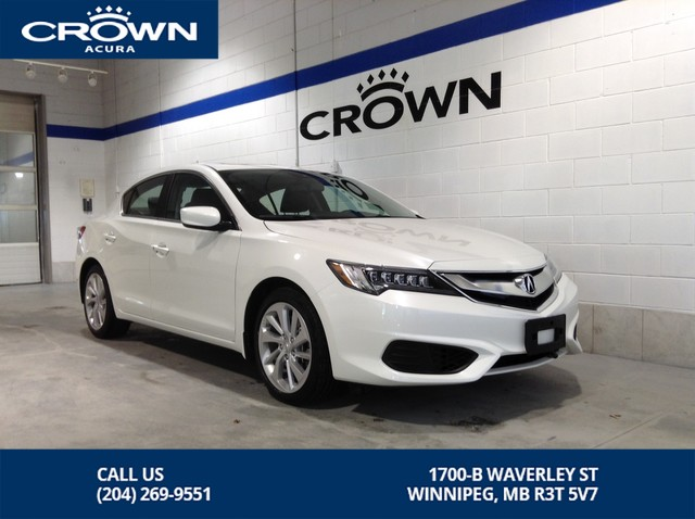 Pre-Owned 2018 Acura ILX Premium **Executive Demo** Save Thousands off New**