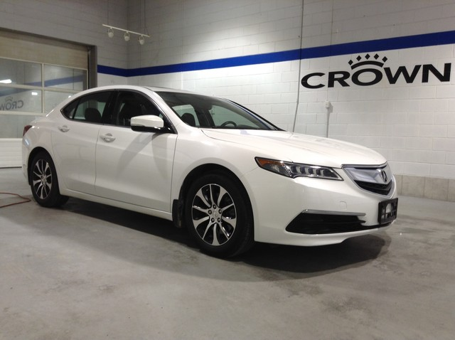 Pre-Owned 2015 Acura TLX TECH Package Tech Package!