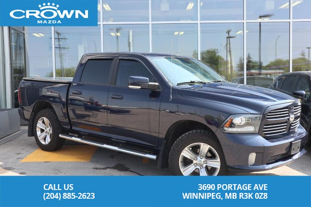 Pre-Owned 2013 Ram 1500 Sport **Accident Free/Low KM**