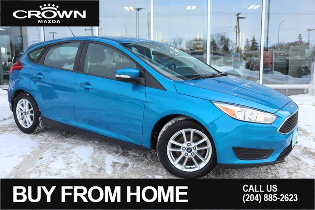 Pre-Owned 2016 Ford Focus SE **Remote Start**