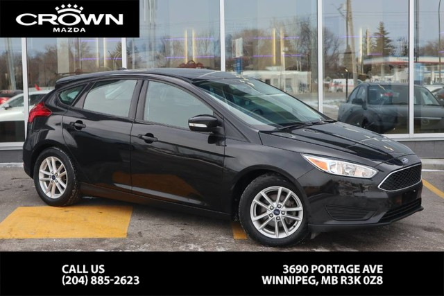 Pre-Owned 2015 Ford Focus SE **Accident Free/Local Vehicle/One Owner**