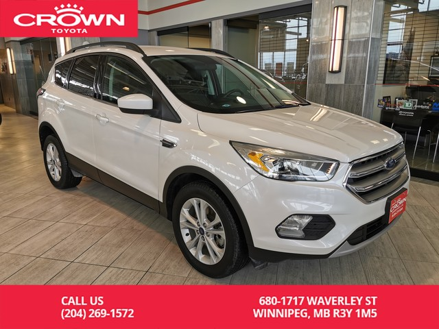 Pre-Owned 2017 Ford Escape Owner Owner | Local | Accident Free | SE Trim
