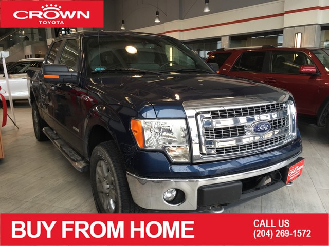 Pre-Owned 2014 Ford F-150 Local Trade | Accident Free | XLT