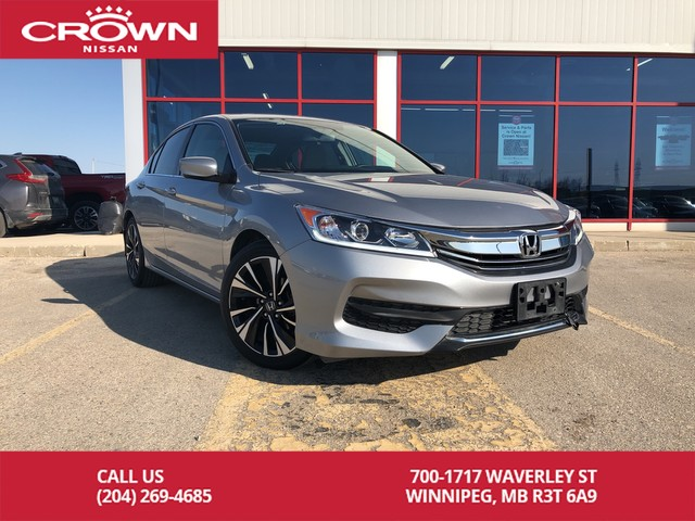 Pre Owned 2016 Honda Accord Sedan Lx Manual Clean Carfax One Owner