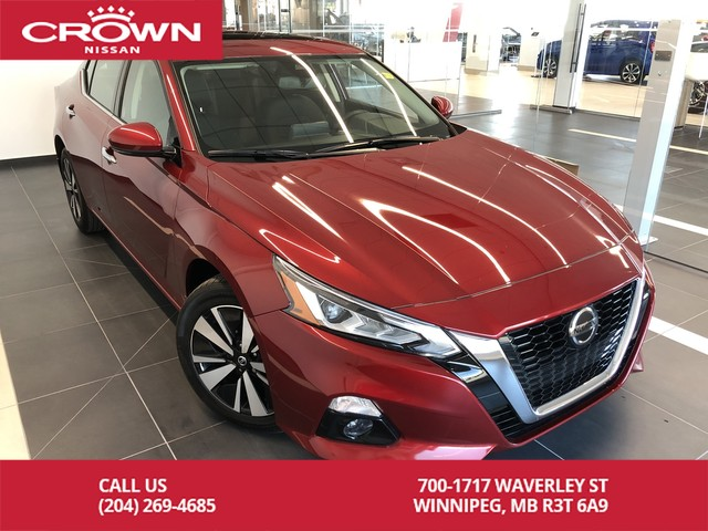 Certified Pre-Owned 2019 Nissan Altima 2.5L SV AWD *Nissan Certified/Clean CarFax*
