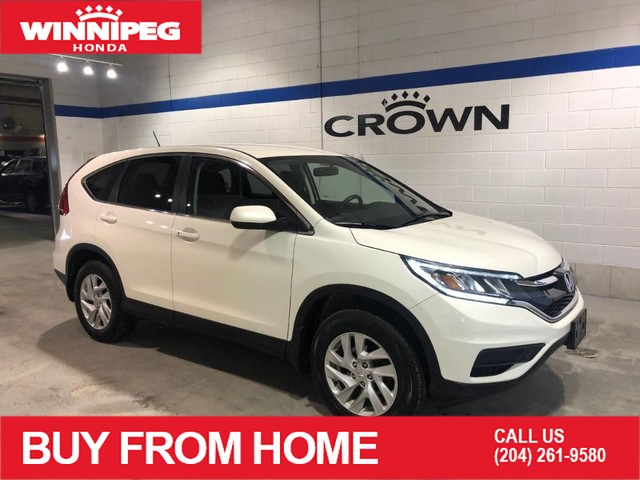 Certified Pre-Owned 2015 Honda CR-V Certified / SE / AWD / 7 year PT warranty / Heated seats / Bluetooth