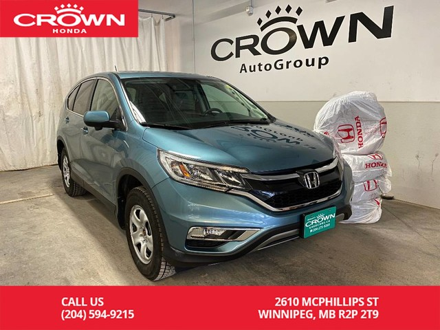 Pre-Owned 2016 Honda CR-V AWD 5dr EX/ ACCIDENT FREE HISTORY/ LOW KMS/ WINTER TIRES/ HEATED FRONT SEATS/ BACKUP CAMERA/ BLUETOOTH