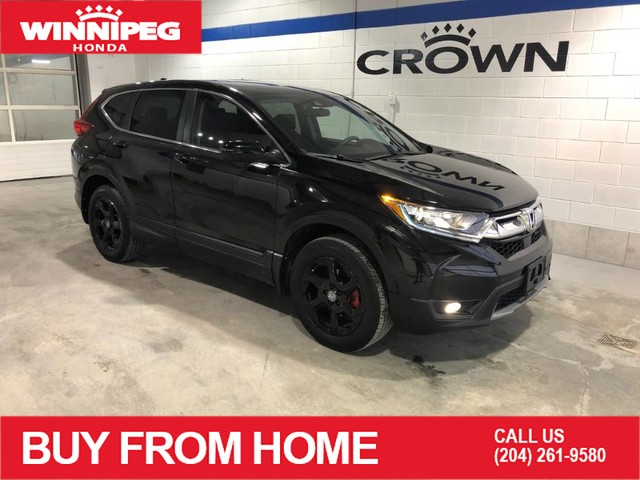 Certified Pre-Owned 2017 Honda CR-V Certified / EX / AWD / Remote start / Heated seats / Lane watch camera