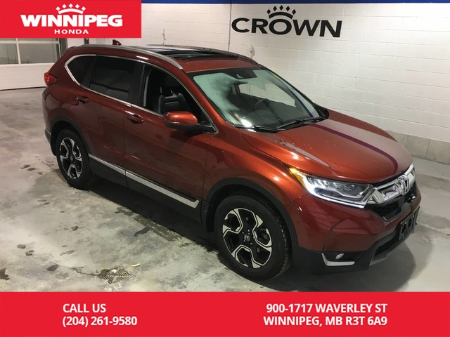 Certified Pre-Owned 2018 Honda CR-V Certified/Bluetooth/Navigation/Heated steering wheel/Hands free tailgate
