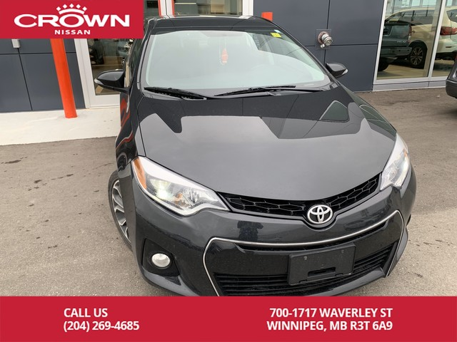 Pre-Owned 2014 Toyota Corolla S *Bluetooth/Backup Cam/Heated Seats*