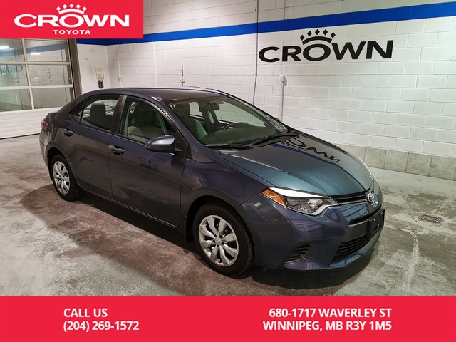 Pre-Owned 2015 Toyota Corolla LE / Lease Return / Low Kms / Great Condition