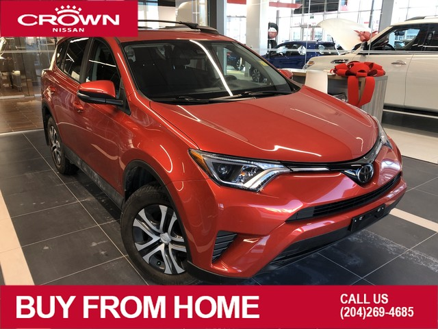 Pre-Owned 2017 Toyota RAV4 LE AWD *Heated Seats/Backup Camera/Crown Original*