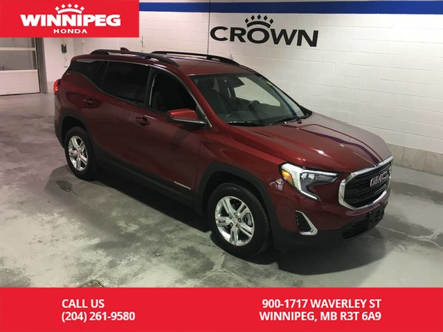 Pre-Owned 2018 GMC Terrain AWD/SLE/Bluetooth/Heated seats/Rear view camera