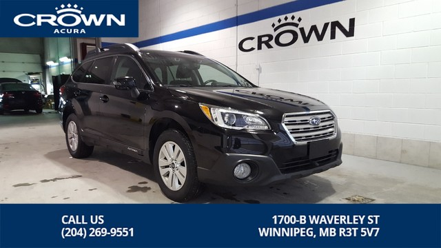 Pre-Owned 2017 Subaru Outback 2.5i Touring *Tech With Eyesight* *All Wheel Drive*