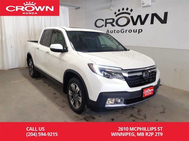 Pre-Owned 2019 Honda Ridgeline Touring AWD/ GOOD AS NEW/ BACK UP CAM/ NAVIGATION/ SUNROOF