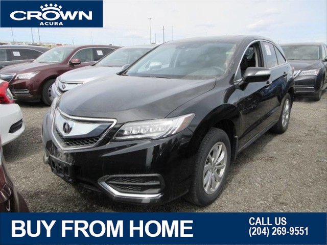 Certified Pre-Owned 2016 Acura RDX Tech AWD *7 Year Warranty* *Navigation*
