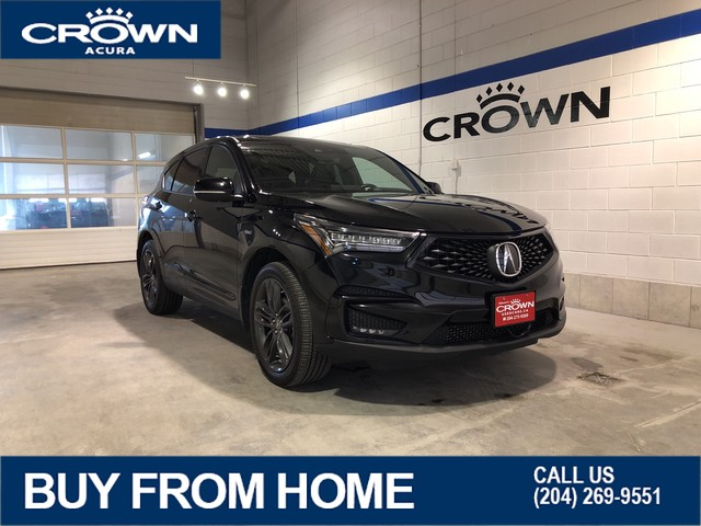 Certified Pre-Owned 2019 Acura RDX A-Spec AWD **Only Aspec In Stock** Comes With 7 Year Warranty**