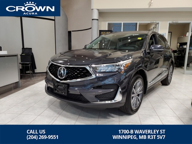 New 2020 Acura RDX Elite AWD