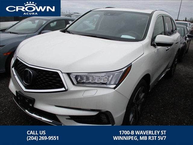 Pre-Owned 2019 Acura MDX Elite SH-AWD ** LOW KMS ** HUGE SAVINGS OFF NEW** INCLUDES ALL SEASON MATTS**