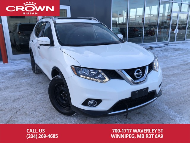 Pre-Owned 2014 Nissan Rogue SV Tech FWD *360 Camera/Winter Tires/Accident Free*