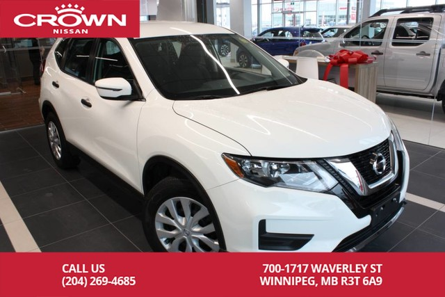 Pre-Owned 2017 Nissan Rogue S FWD *Bluetooth/Heated Seats/Backup Camera*