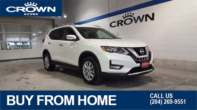 Pre-Owned 2017 Nissan Rogue SV AWD **Low Kms** Local Trade In**