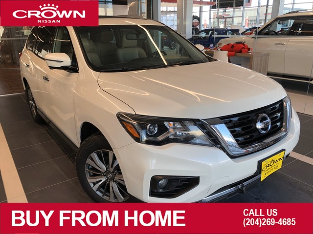 Pre-Owned 2018 Nissan Pathfinder SL 4WD *Heated Seats/Remote Start/Accident Free*