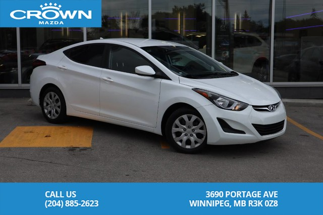 Pre-Owned 2015 Hyundai Elantra GL**5 Year Comprehensive Warranty**