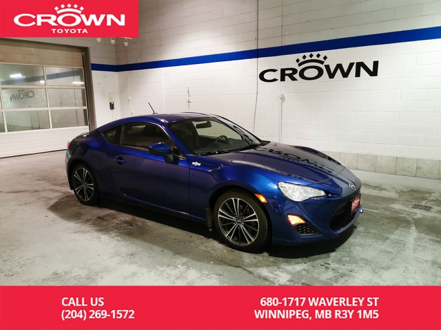 Pre-Owned 2014 Scion FR-S