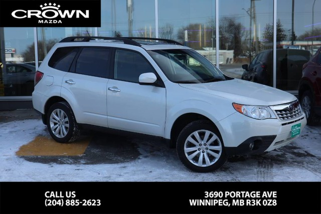 Pre-Owned 2011 Subaru Forester Limited **Accident Free/ Local Vehicle**