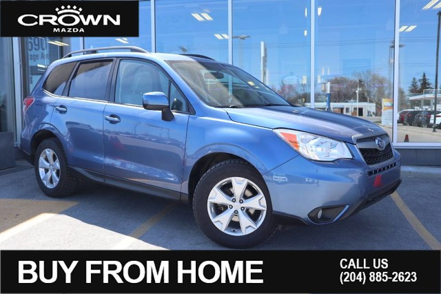 Pre-Owned 2015 Subaru Forester Convenience PZEV **Great Fuel Efficiency**