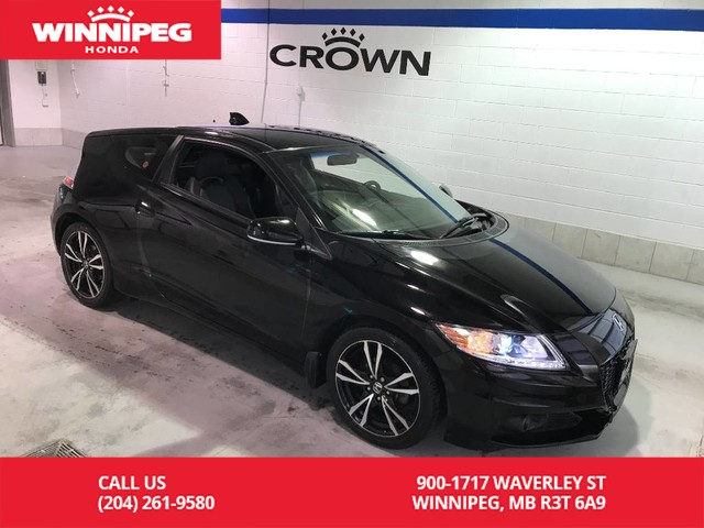 Pre-Owned 2014 Honda CR-Z Premium/Low KM/Navigation/Bluetooth/Leather