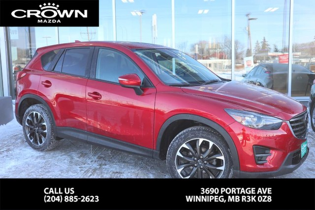 Pre-Owned 2016 Mazda CX-5 GT **Crown Original**