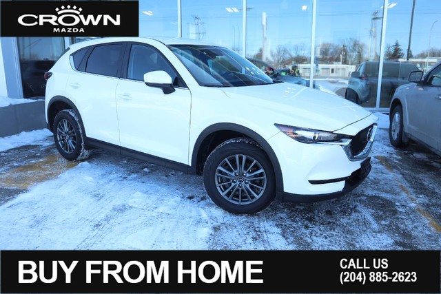 Pre-Owned 2018 Mazda CX-5 GX Auto AWD **Accident Free**