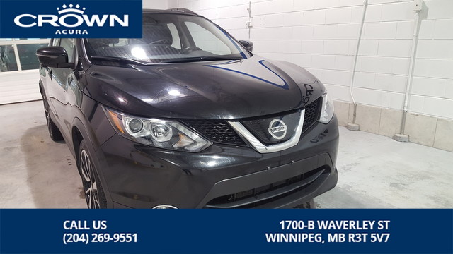 Pre-Owned 2018 Nissan Qashqai SL All Wheel Drive **Leather** Navigation**