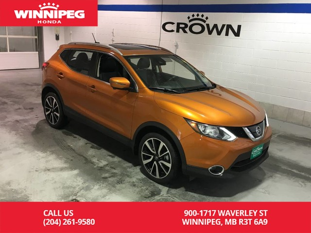 Pre-Owned 2019 Nissan Qashqai SL/Navigation/Pro pilot assist/Leather/360 camera/Parking sensors