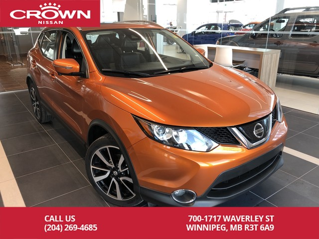 Certified Pre-Owned 2019 Nissan Qashqai SL AWD *Nissan Certified/Apple  Carplay/Android Auto* AWD