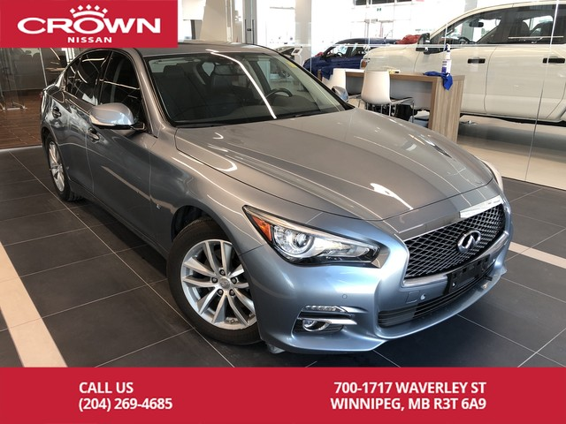 Pre-Owned 2014 INFINITI Q50 PREMIUM AWD *Blueooth/Navigation*
