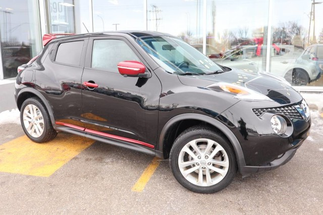 Pre-Owned 2016 Nissan JUKE SL AWD **Accident Free/One Owner**