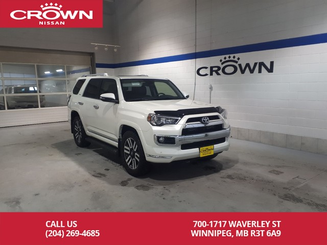 Pre Owned 2016 Toyota 4runner Limited 4wd Price Reduction