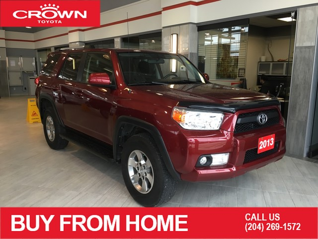Pre-Owned 2013 Toyota 4Runner 4WD | SR5 | Crown Original