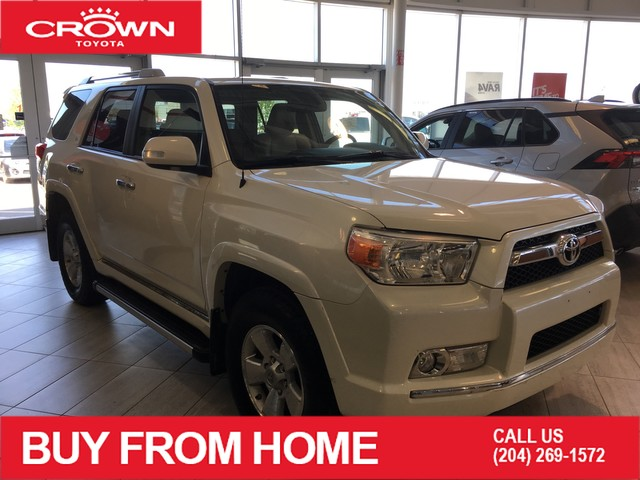 Pre-Owned 2013 Toyota 4Runner Local Trade | SR5 | AWD