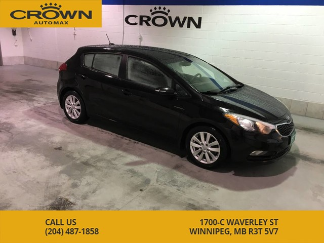 Pre-Owned 2016 Kia Forte 5-Door 5dr LX+ **Manitoba Car**