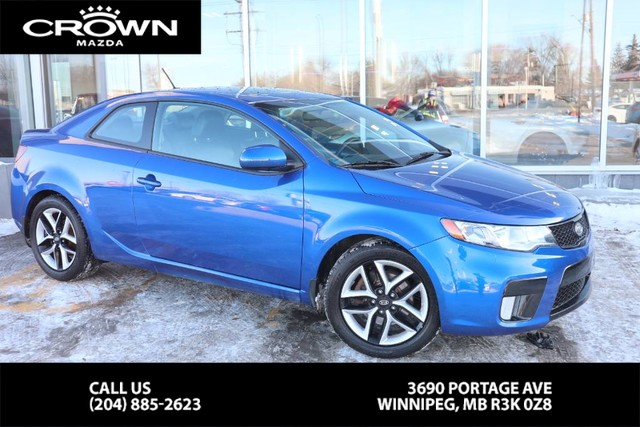 Pre-Owned 2012 Kia Forte Koup SX **Accident Free/Low KM**