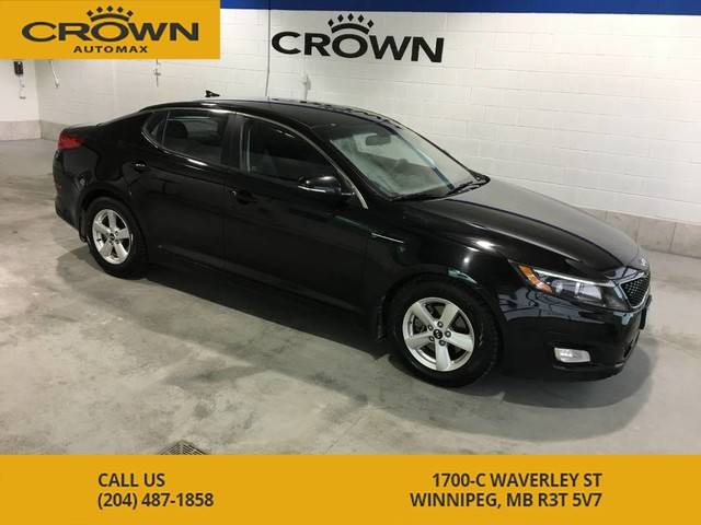 Pre-Owned 2015 Kia Optima LX **No Accidents, Brand New All Season Tires**