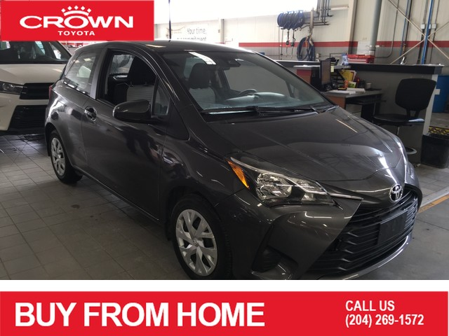 Pre-Owned 2018 Toyota Yaris Hatchback Local Trade | One Owner | CE