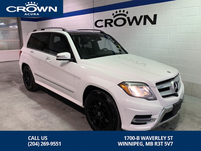 Pre-Owned 2014 Mercedes-Benz GLK GLK 250 BlueTec ** Navigation ** Panoramic Roof ** Diesel **