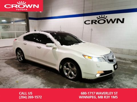 Pre-Owned 2010 Acura TL SH-AWD w/Tech Pkg / Clean Carproof / Good Condition / Navigation