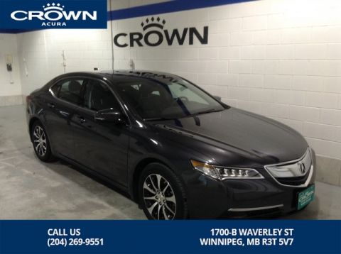Pre-Owned 2015 Acura TLX Tech - NEW TIRES!