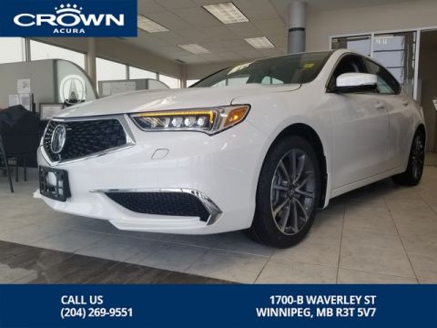 New 2019 Acura TLX SH-AWD Sedan